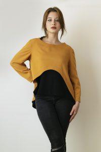 Asymétrie yellow-black