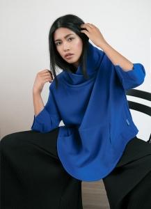 Asymétrie true blue